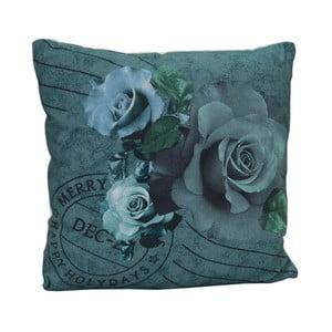 Poduszka Roses Dark, 45x45 cm