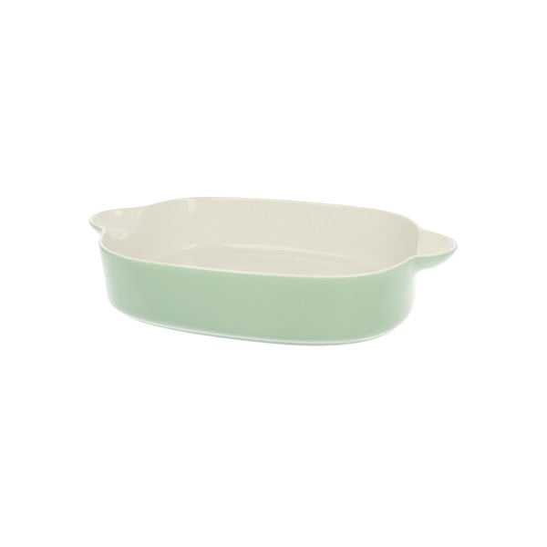 Porcelanowa forma do zapiekania Pot Green, 35.5 cm