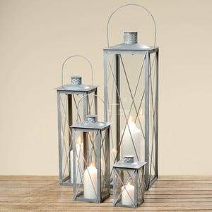 Komplet 4 lampionów Faroli