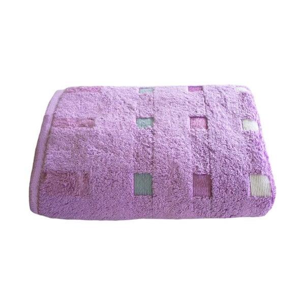 Ręcznik Quatro Lavender, 80x160 cm