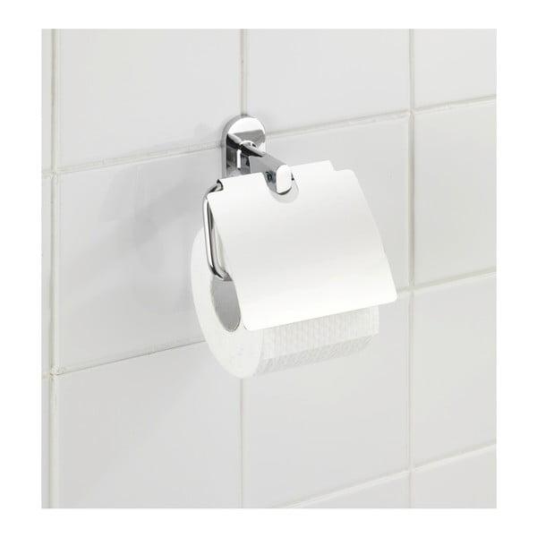 Samoprzylepny uchwyt na papier toaletowy Wenko Power-Loc Puerto