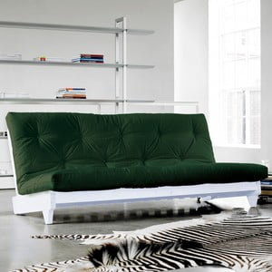 Sofa rozkładana Karup Fresh White/Botella