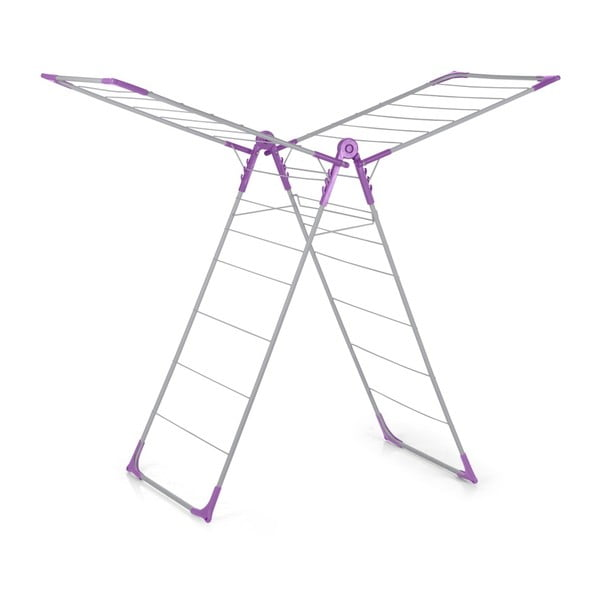 Suszarka składana Bonita Wonderfold Purple