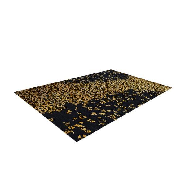 Dywan wełniany New Jersey Gold, 122x183 cm