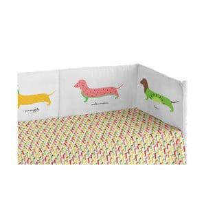 Ochraniacz do łóżeczka Pooch Fruits