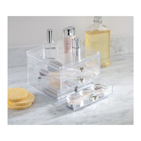 Organizer 3 Drawers Slim