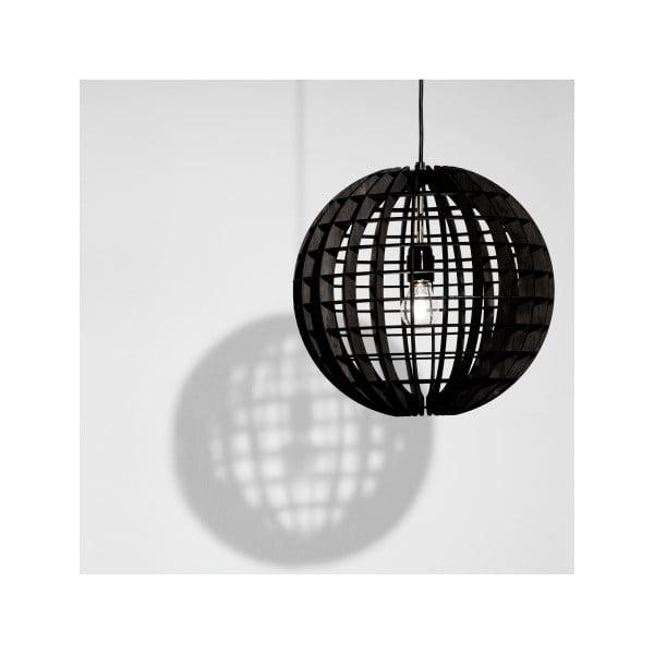 Lampa Large Hemmeshere, czarna
