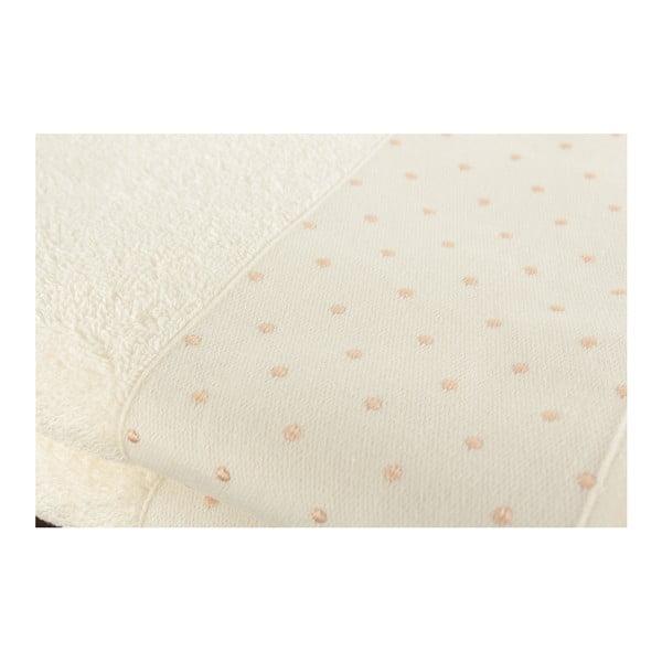 Zestaw 2 ręczników Patricia Ecru, 50x90 cm