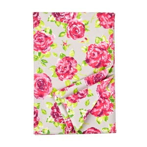 Różowy obrus Ragged Rose Tessa