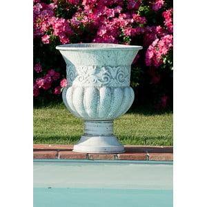 Metalowy wazon Antico