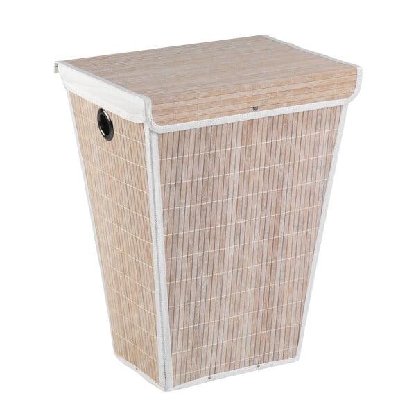 Bambusowy kosz na pranie Wenko Bella