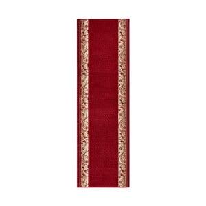 Dywan Basic Elegance, 80x200 cm, czerwony
