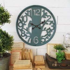 Zegar ścienny Metalic Sculpture