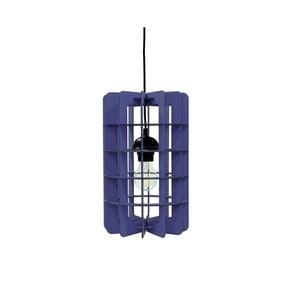 Lampa Tube, niebieska