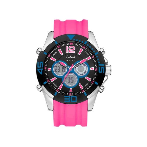 Zegarek Colori 47 Blue/Pink