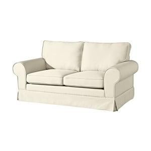Kremowa sofa dwuosobowa Max Winzer Hillary