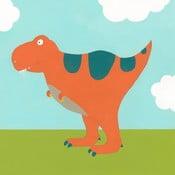 Obrazek dla dziecka Dino Play, 30x30 cm