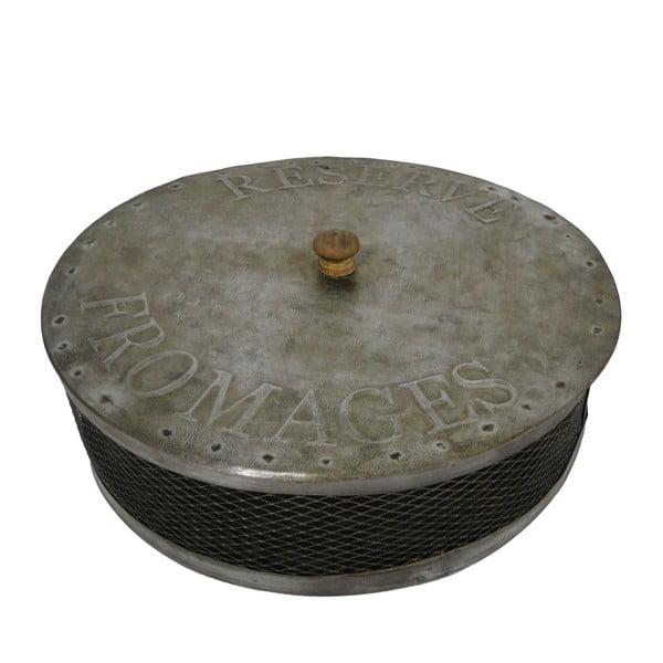 Metalowy pojemnik na ser Antic Line Zinc Cheese