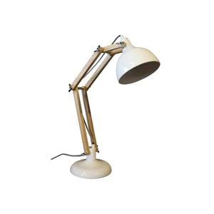 Biała lampa stołowa Red Cartel Dexter