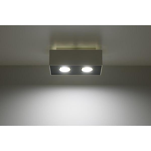 Biała lampa sufitowa Nice Lamps Hydra 2