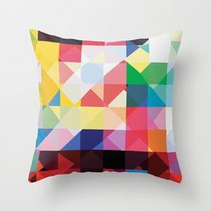 Poszewka na poduszkę Mini Triangles I, 45x45 cm