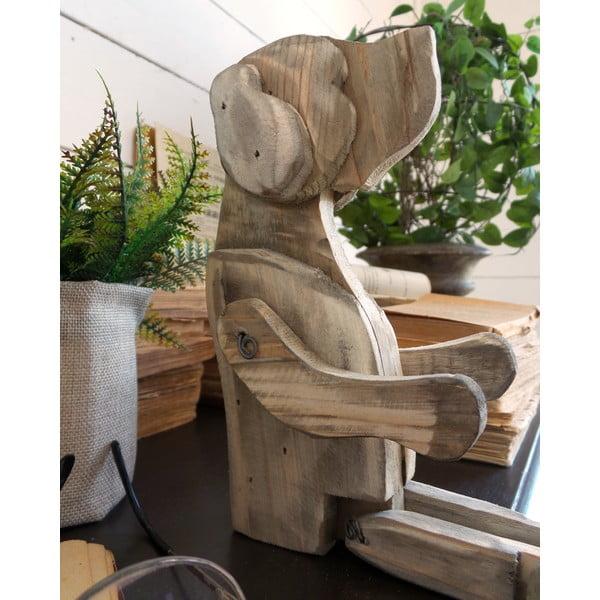 Dekoracja drewniana Orchidea Milano Pupper Doggy