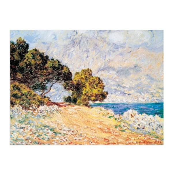 "Monet ""Cap Martin"""