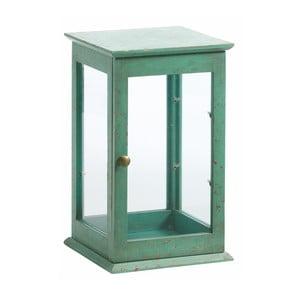 Przeszklona witryna Cabinet, 50 cm, zielona
