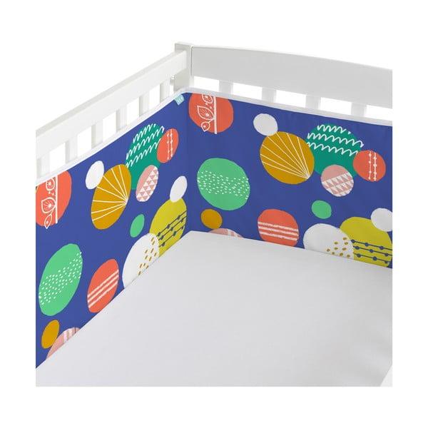 Ochraniacz do łóżeczka Geo Jungle, 60x60x60 cm
