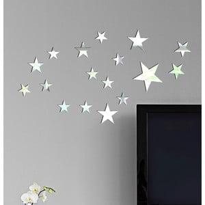 Lustrzane naklejki Million Stars