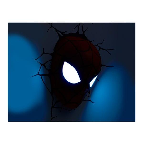 Kinkiet z naklejką Spiderman