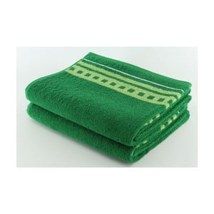 Komplet 2 ręczników Green, 70x140 cm