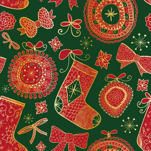 Obrus Christmas V12, 150x150 cm
