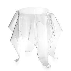 Stolik Drappeggi Tavolino Transparent