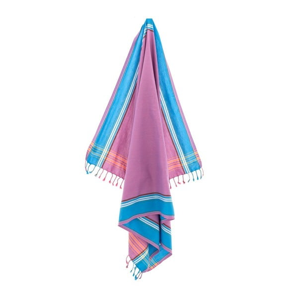 Ręcznik/pareo Berker Pink, 100x178 cm