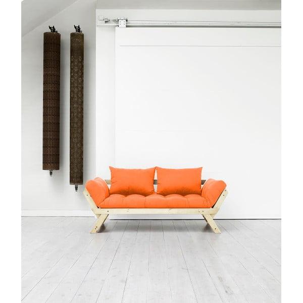 Sofa Karup Bebop Natural/Orange