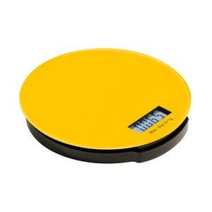 Żółta kuchenna waga cyfrowa Premier Housewares Zing