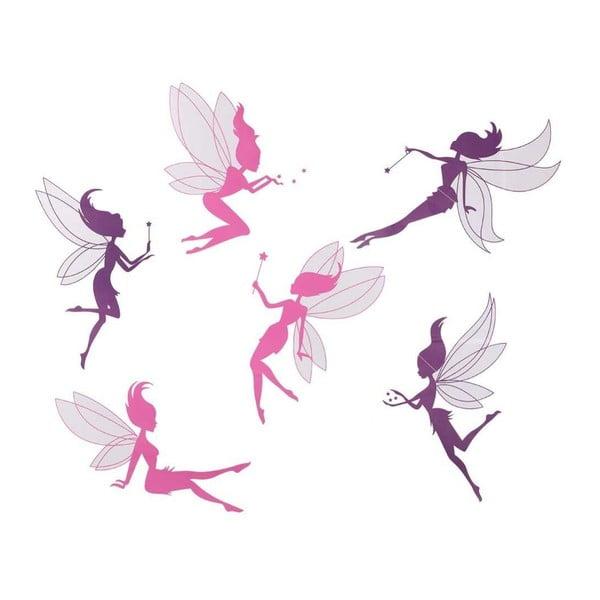 Naklejka Fairy Silhouettes