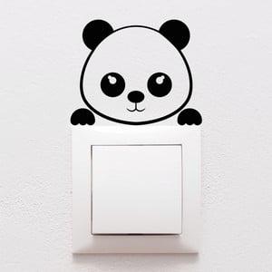 Naklejka Ambiance Panda Plug