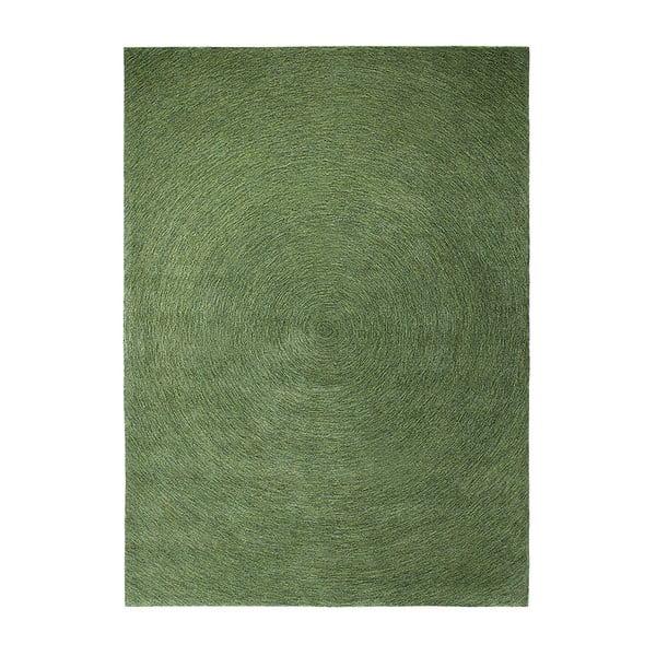 Dywan Esprit Green In Motion, 70x140 cm