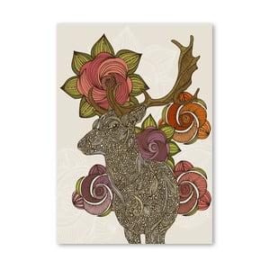 """Plakat """"Dear Deer"""", Valentina Ramos"""