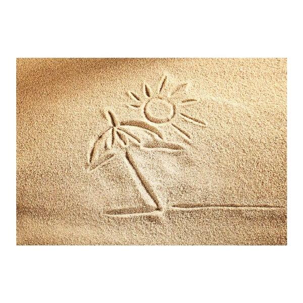 Dywan winylowy Sand, 52x75 cm