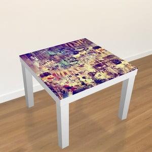 Naklejka Fanastick Vintage Table, 55x55 cm