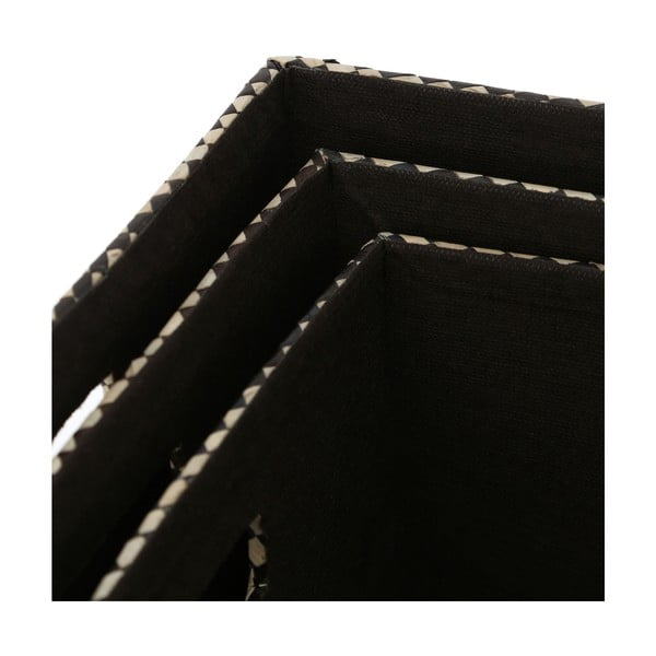 Zestaw 3 pudełek Pandan