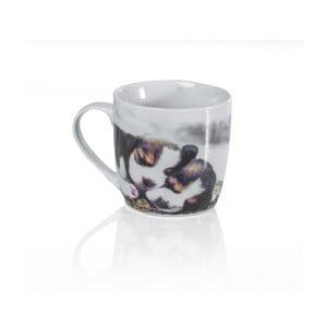 Kubek porcelanowy Sabichi Puppies, 350 ml