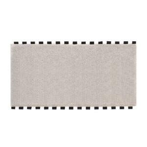 Tapperello White, dywan 120x65 cm