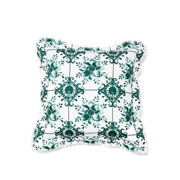Poduszka Casa Di Bassi Mosaik Green, 40x40 cm