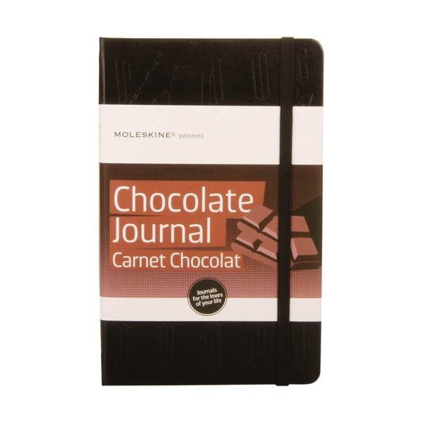 Notatnik Moleskine dla miłośników  czekolady Passion