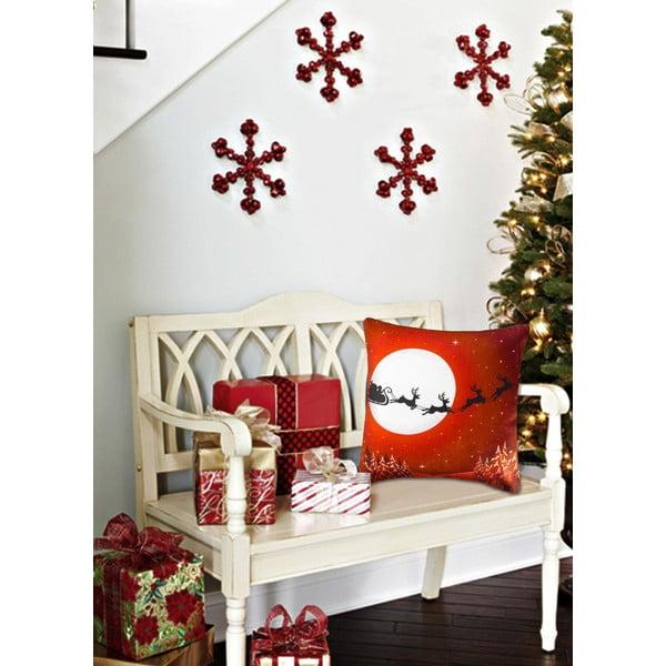 Poszewka Christmas V26, 45x45 cm