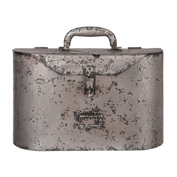Skrzynka pocztowa Grey, 38x16x26 cm